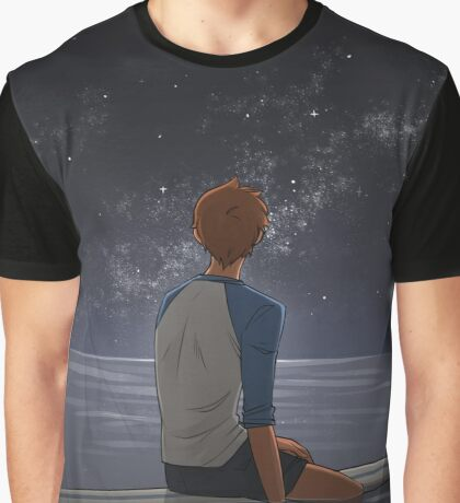 Smile for the Stars Graphic T-Shirt