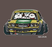 Crazy Car Art 0150 One Piece - Short Sleeve