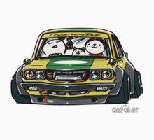 Crazy Car Art 0150 One Piece - Long Sleeve
