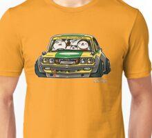 Crazy Car Art 0150 Unisex T-Shirt