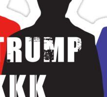 """No Trump - No KKK - No Fascist USA"" - Green Day Sticker"