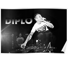 Diplo poster Poster