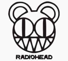 Radiohead Logo  Kids Clothes