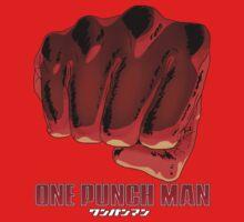 One Punch Man / OPM - Fist Bottom Kids Tee