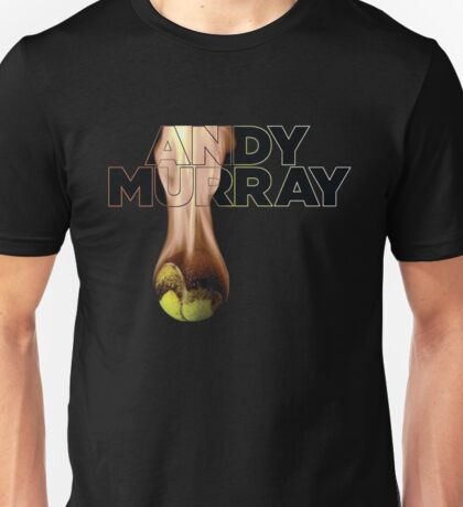 Andy Murray Br1liant Unisex T-Shirt