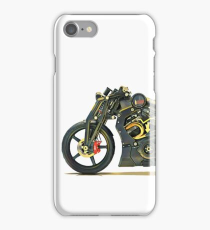 Motor Life S2 iPhone Case/Skin