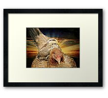 Life is Precious Framed Print