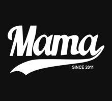 Mama 2011 One Piece - Short Sleeve