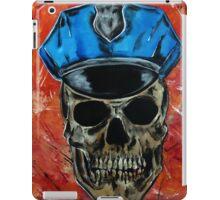 Eveybodys a cop iPad Case/Skin