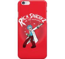 Rick Sanchez Vs. The Multiverse shirt hoodie pillow iphone ipad case iPhone Case/Skin