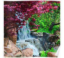 Hidden Waterfall Poster