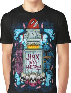 JINX THE LOOSE CANNON Graphic T-Shirt