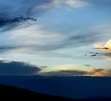 ©HCS Sunset Cirrus IA. by OmarHernandez