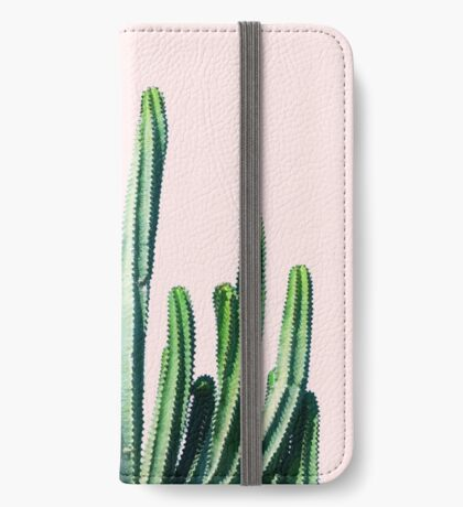 Cactus V6 #redbubble #lifestyle iPhone Wallet
