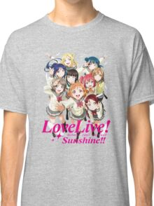 Love Live Sunshine Classic T-Shirt