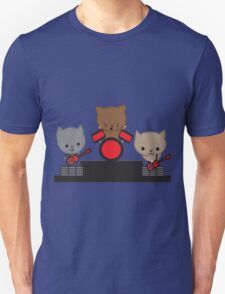 Kitty Cat Kawaii Band T-Shirt