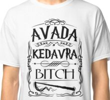 Avada Kedavra Classic T-Shirt