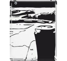 Coffee by the Lake iPad Case/Skin