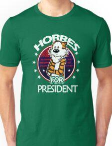 Calvin And Hobbes Camera Pose Unisex T-Shirt