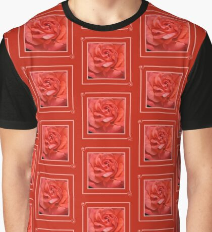 Roses Inspire Mary Graphic T-Shirt