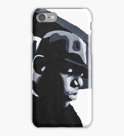 biggie smalls iPhone Case/Skin