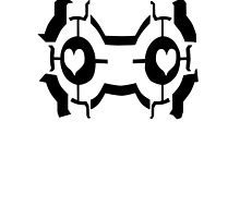 Companion Cube by monsterdesign