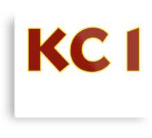 KC 1 Metal Print