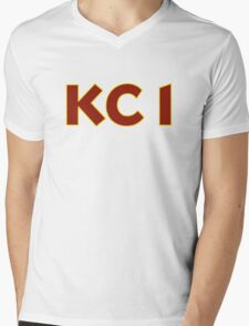 KC 1 Mens V-Neck T-Shirt
