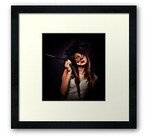 AMY No. 2   ... Framed Print