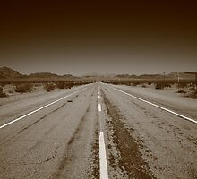 California Route 66 by Frank Romeo