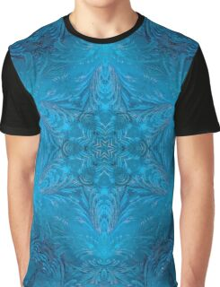 Ice Patterns Graphic T-Shirt