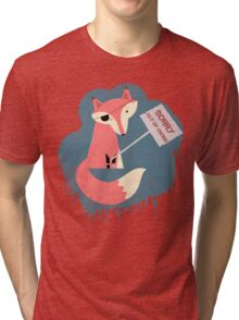Five Nights At Freddy's - Foxy Out Of Order Tri-blend T-Shirt