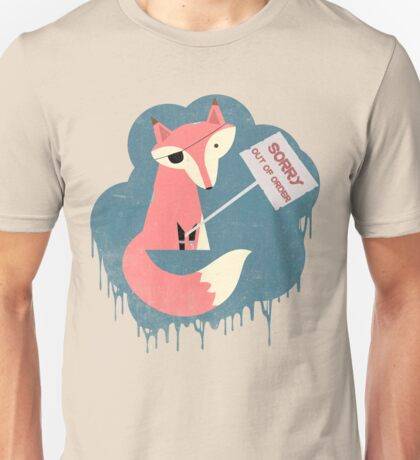 Five Nights At Freddy's - Foxy Out Of Order Unisex T-Shirt