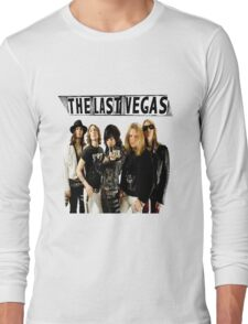The Last Vegas on Tour Long Sleeve T-Shirt
