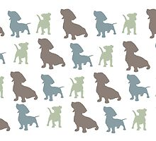 Doggy Doodles by Andrew Bret Wallis