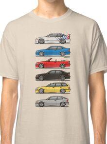 Bavarian E36 Family Classic T-Shirt
