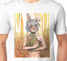 Bunny and Catzilla Unisex T-Shirt