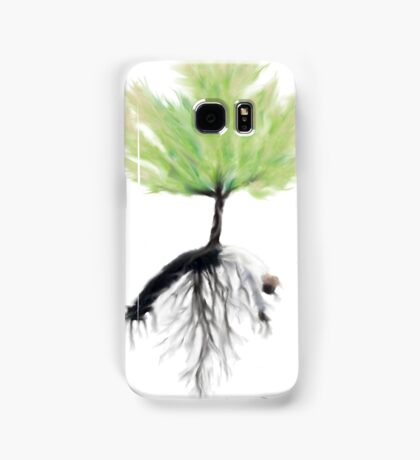 the corporate  tree Samsung Galaxy Case/Skin