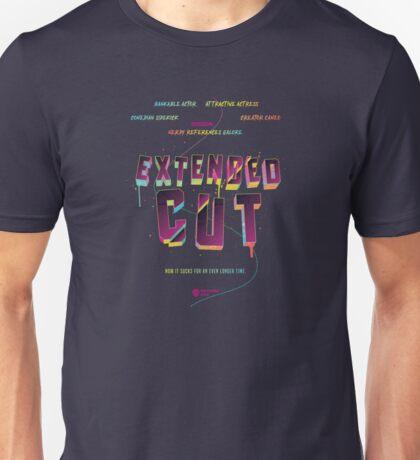 Extended Cut Unisex T-Shirt