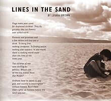 Lines In the Sand by Lurana Brown