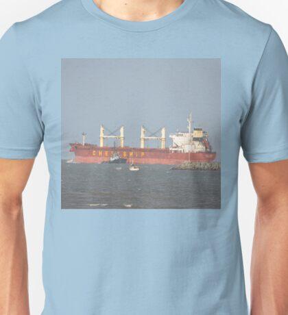 Townsville Air Show,Australia 2016 -cargo ship departure Unisex T-Shirt