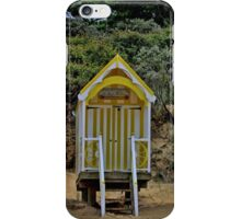 Norfolk Beach Huts  iPhone Case/Skin