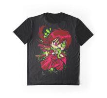 Biohazard Battosai Graphic T-Shirt