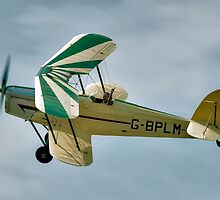 Stampe SV-4C Biplane by © Steve H Clark