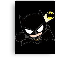 Gotham Calls Batman Canvas Print