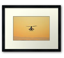 Eurocopter Tiger - Army Helicopter   Framed Print