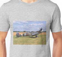 Supermarine Spitfire T9 Unisex T-Shirt