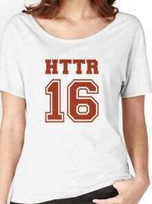 #HTTR - Hail To The Redskins Women's Relaxed Fit T-Shirt