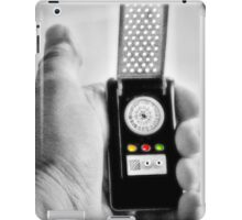 Beam me up iPad Case/Skin