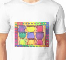 San Cristobal Pitchers and Planters Unisex T-Shirt